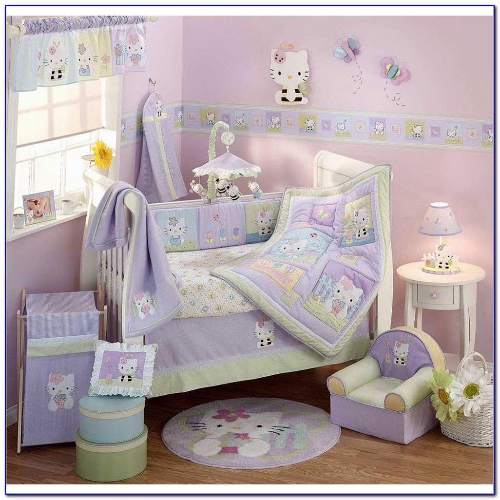 Baby Cribs And Bedroom Furniture