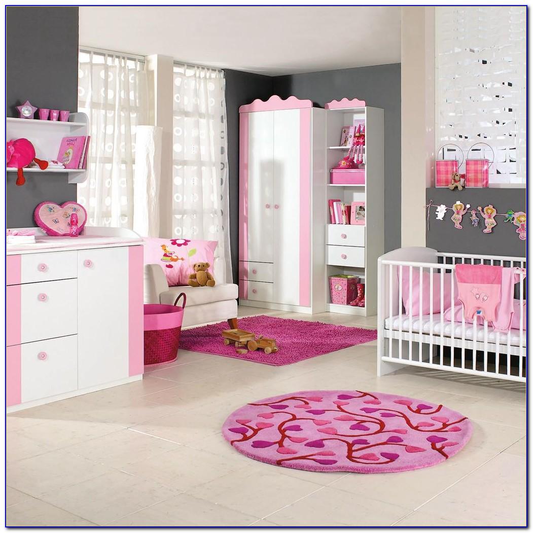 Baby Girl Bedrooms Ideas