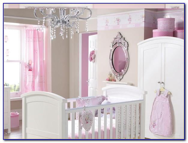 Baby Girl Decorating Ideas