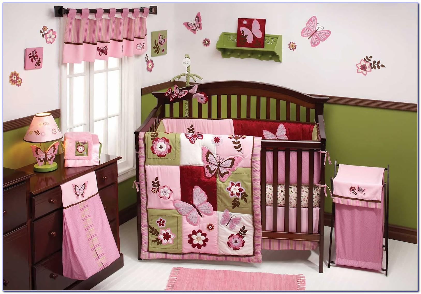 Baby Nursery Crib Bedding Sets