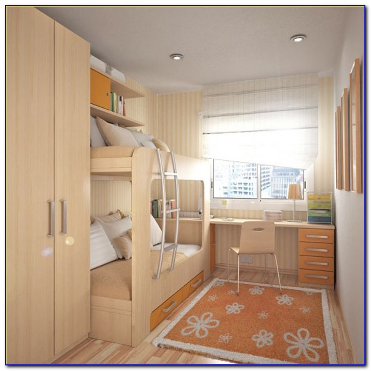 Beautiful Bedroom Design For Small Spaces