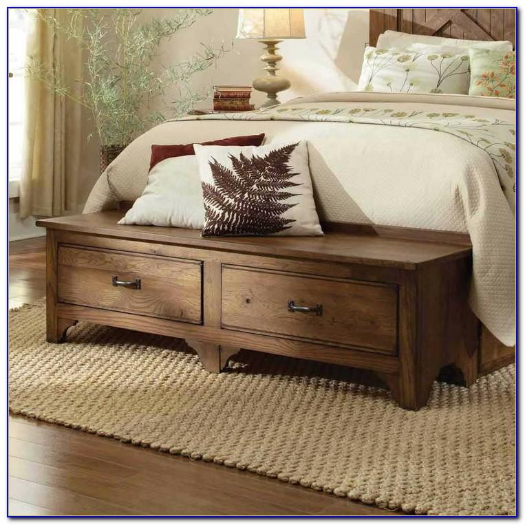Bedroom Bench Storage Chests
