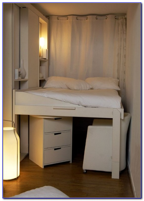 Bedroom Designs For Small Spaces Pinterest