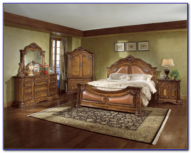 Bedroom Furniture Traditional Style