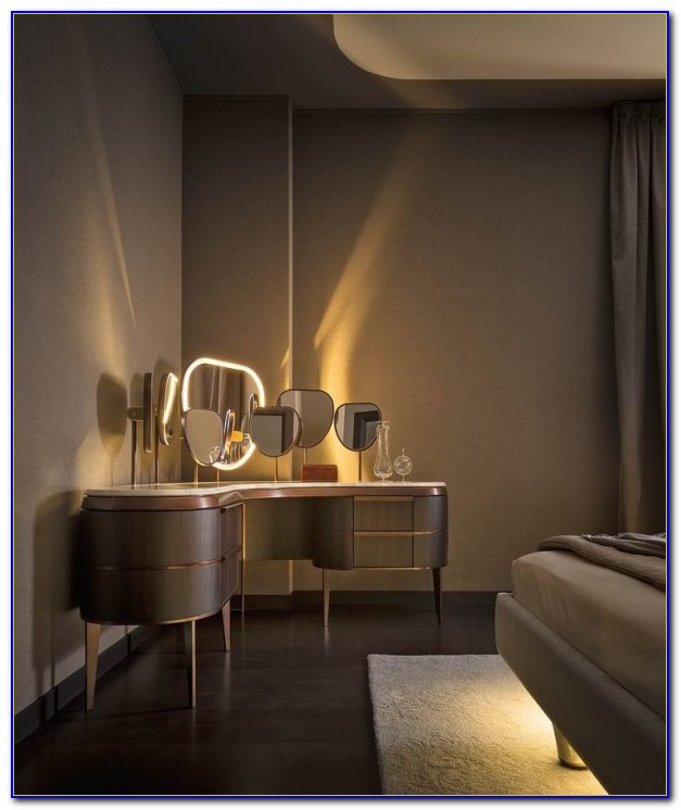 Bedroom Vanity Mirror With Lights