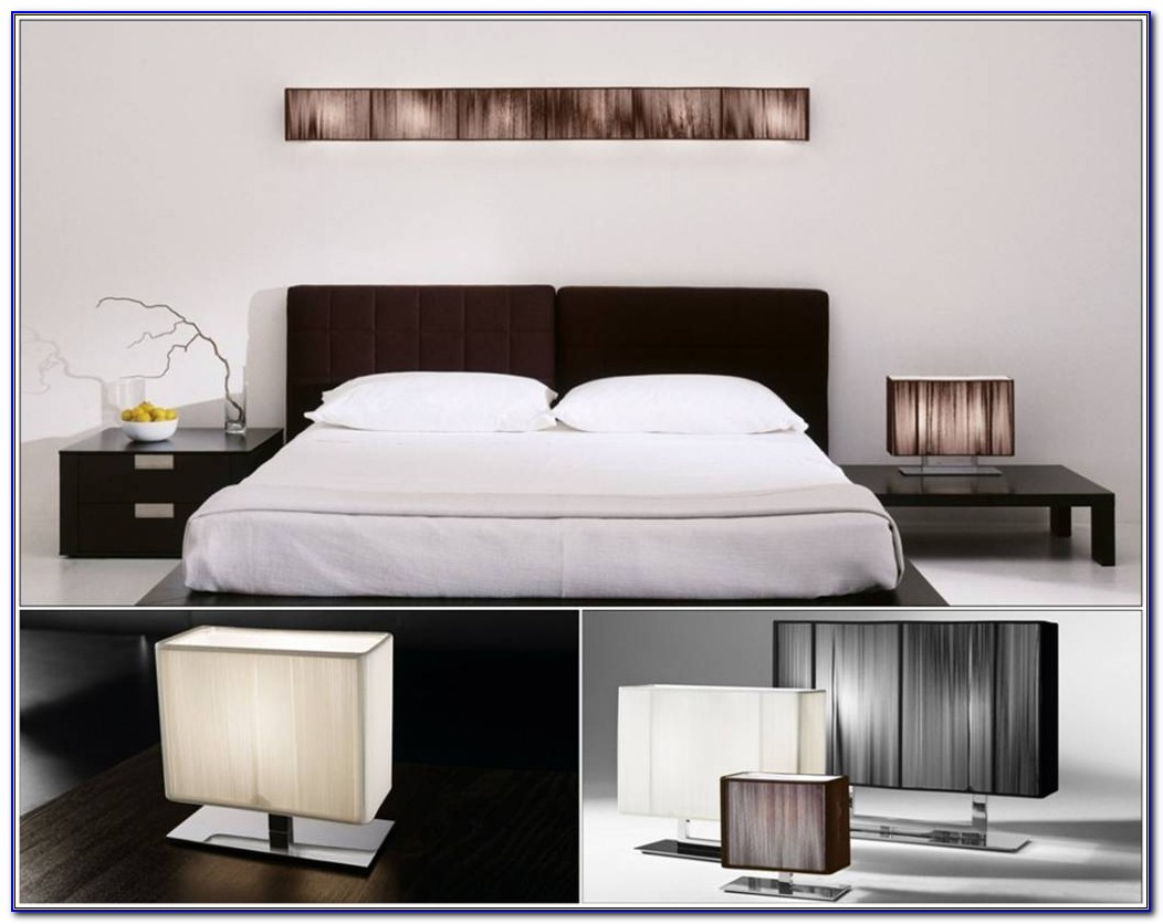 Black Table Lamp For Bedroom