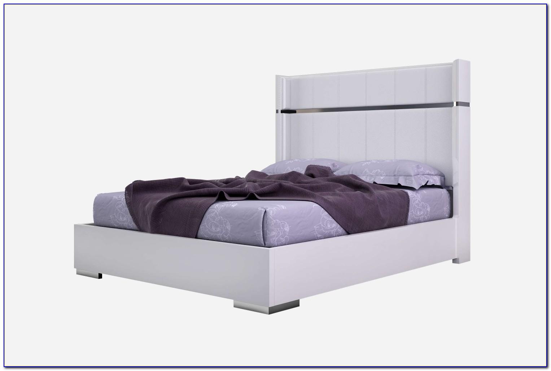Caspian High Gloss Bedroom Furniture Sets