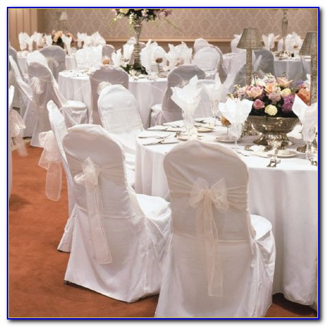 Chair Covers For Weddings Pinterest