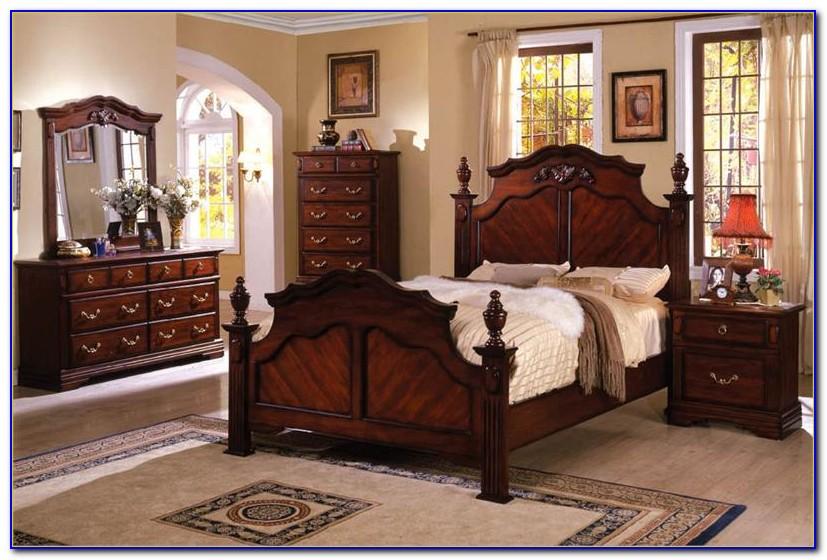 Cherry Bedroom Furniture Decorating Ideas