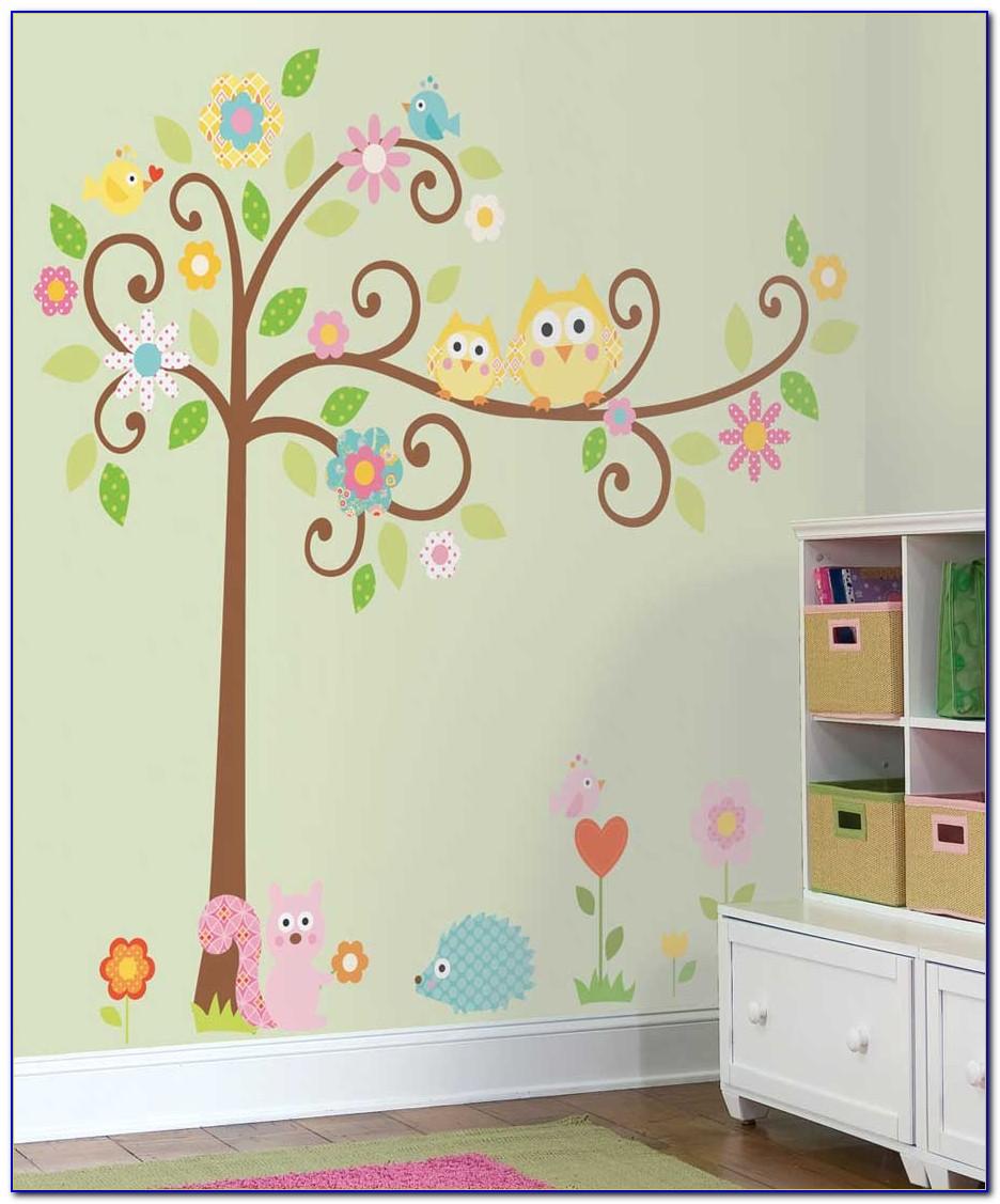 Children Bedroom Wall Stickers