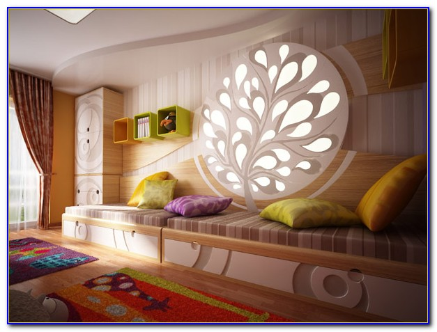 Childrens Bedroom Interior Design Ideas