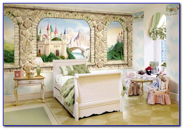 Childrens Bedroom Wall Murals