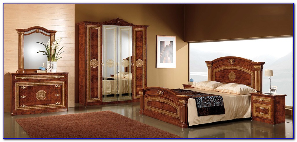 Classic Italian Bedroom Furniture Uk