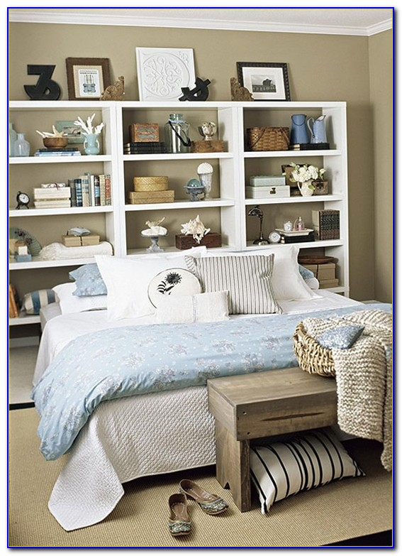 Clever Storage For Small Spaces
