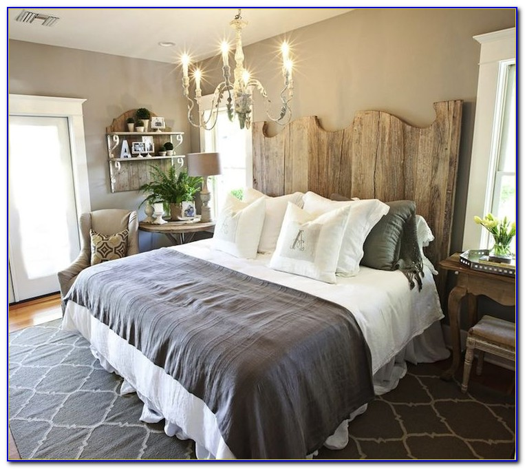 Coastal Cottage Bedroom Paint Colors