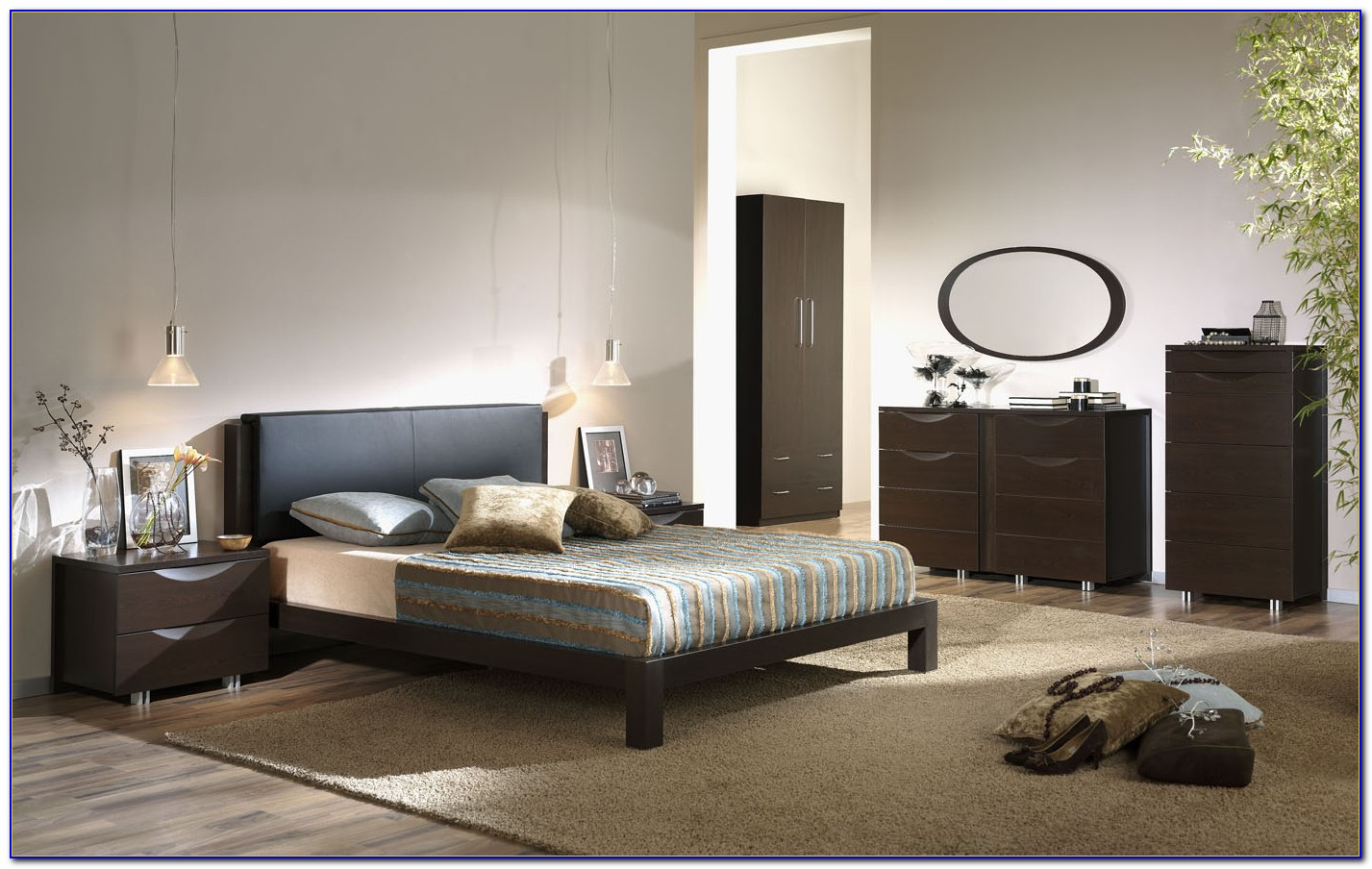 Colour Schemes For Bedrooms Grey