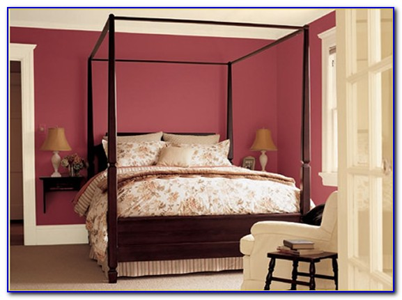 Colour Schemes For Bedrooms Walls