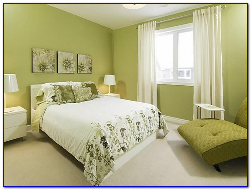Colours Of Paint For Bedrooms