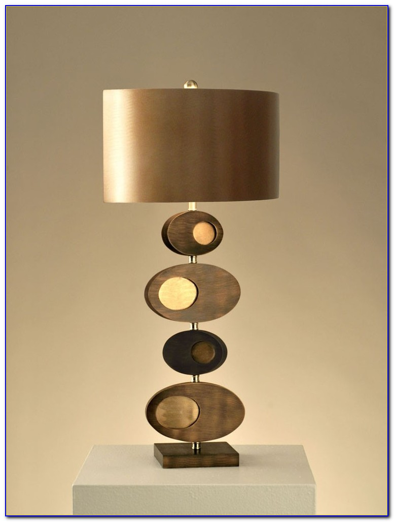 Contemporary Table Lamps Bedroom
