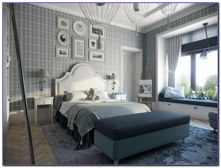 Contemporary Wallpaper Designs For Bedrooms