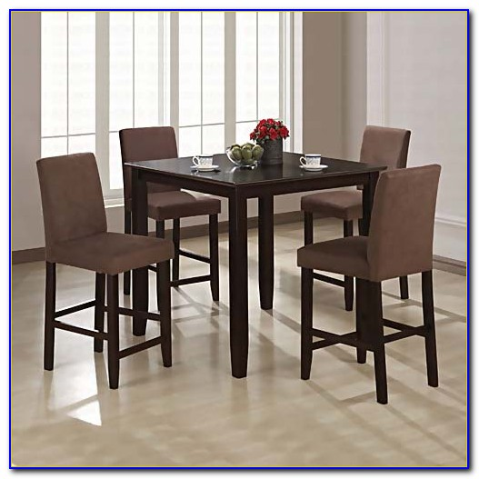 Counter Height Dining Chairs Leather