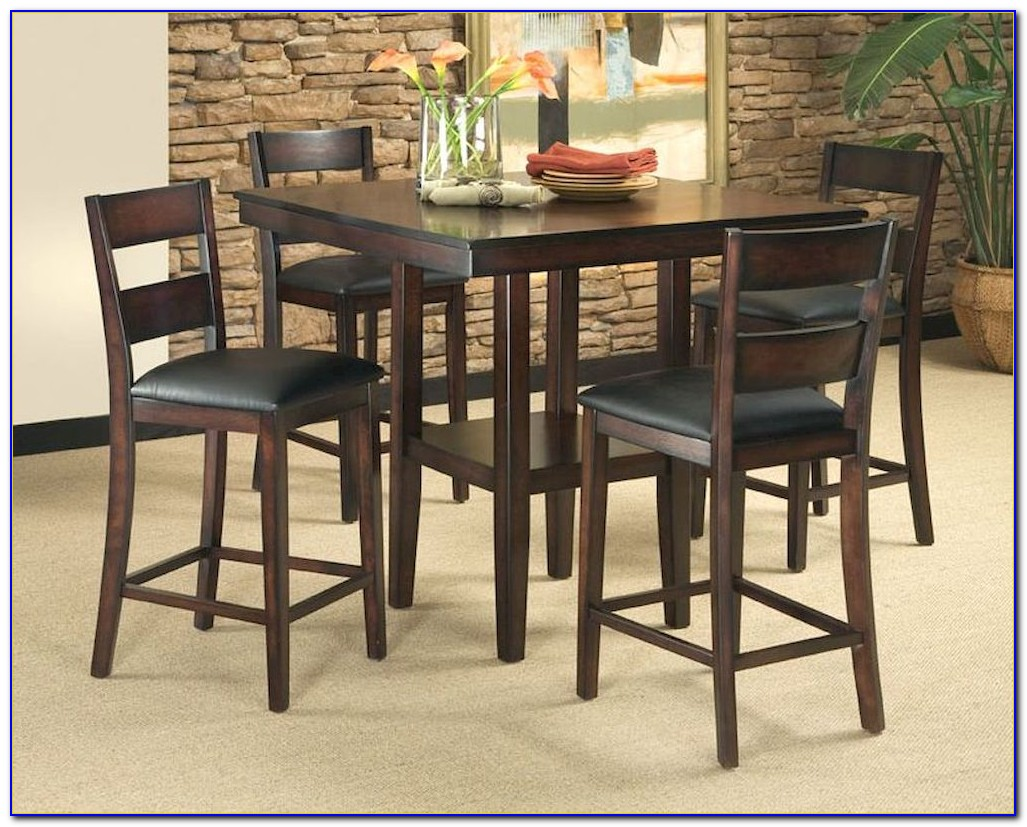 Counter Height Dining Chairs Set Of 4