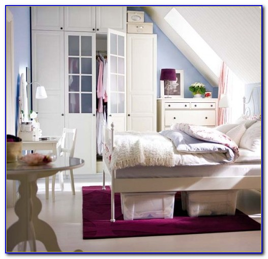 Creative Storage For Small Bedrooms