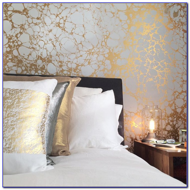 Decorative Wallpaper For Bedroom