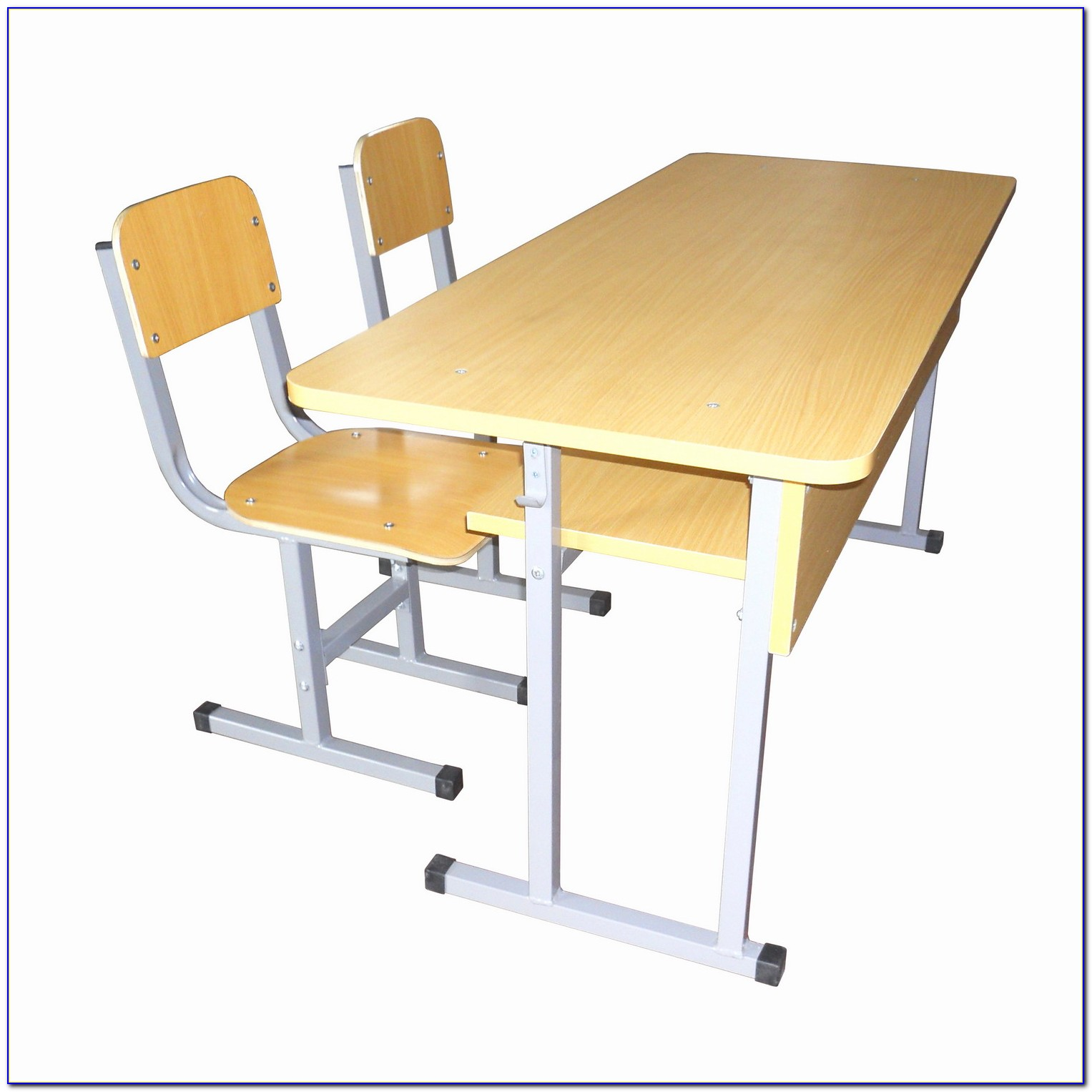 Desk And Chair Set For Students