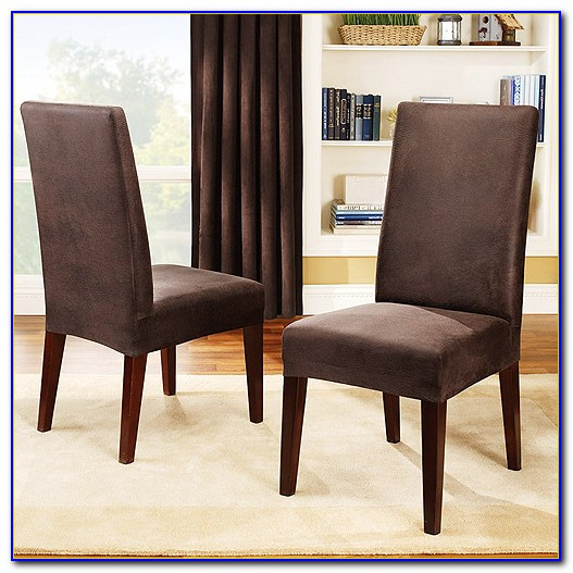 Dining Room Chair Slipcovers With Arms