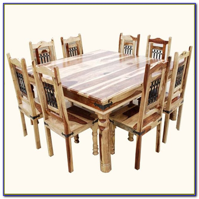 Dining Room Table And 4 Chair Sets
