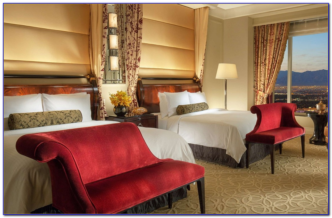 Do Any Las Vegas Hotels Have 2 Bedroom Suites