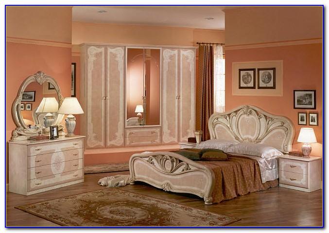 Exclusive Furniture Italian Bedroom Sets