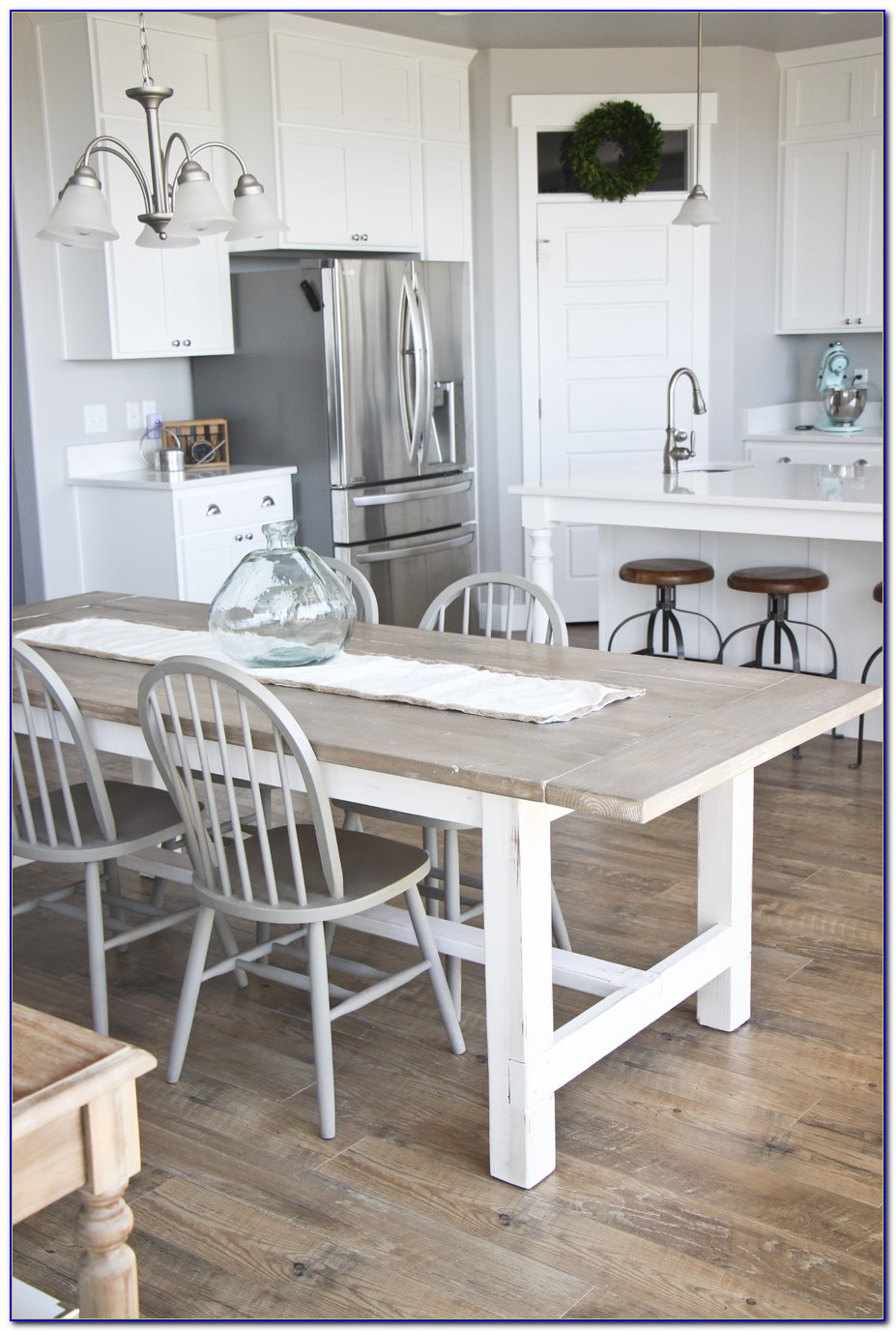 Farmhouse Table And Chairs Uk