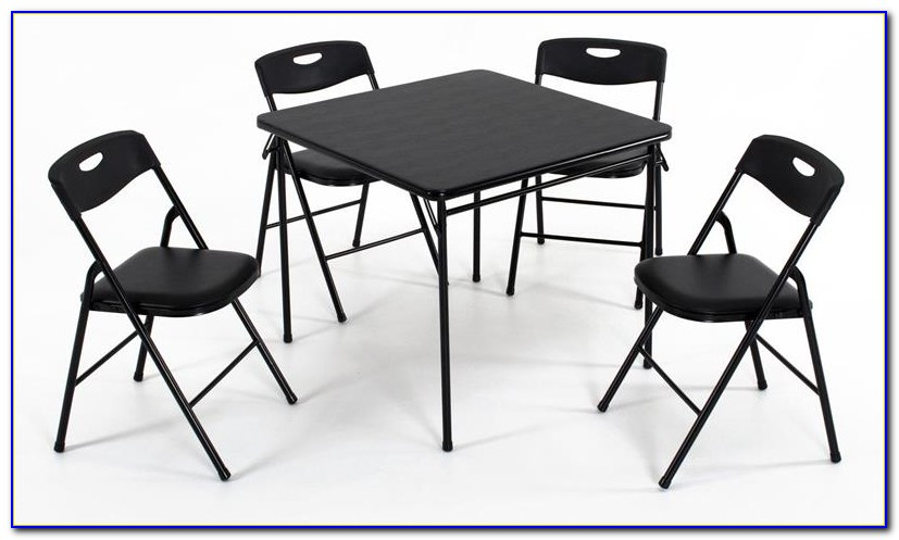 Folding Tables And Chairs Amazon