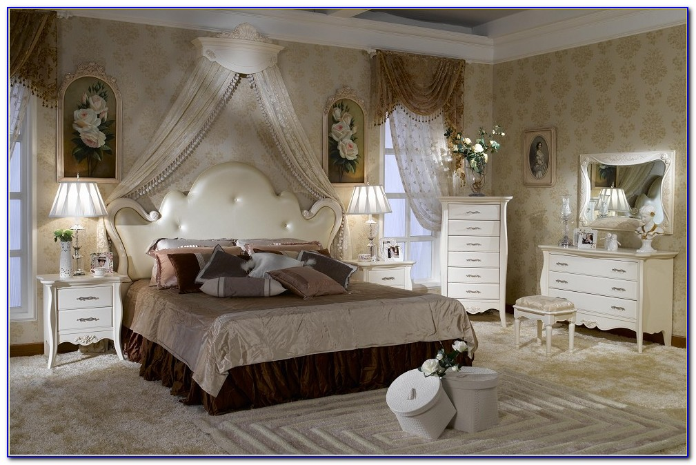 French Style Bedroom Chairs