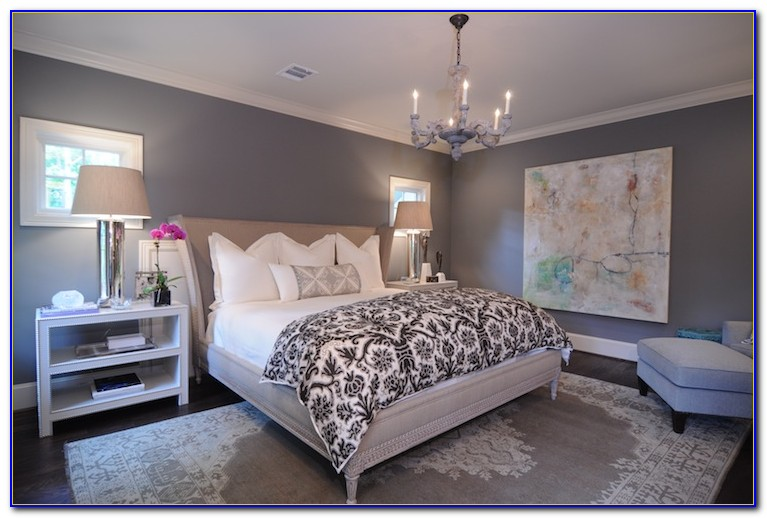 Grey Color Schemes For Bedrooms
