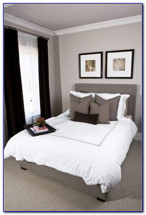Grey Walls For Bedrooms