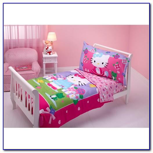 Hello Kitty Toddler Bedroom Furniture