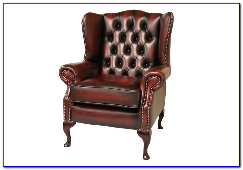 High Back Wing Chair Recliner