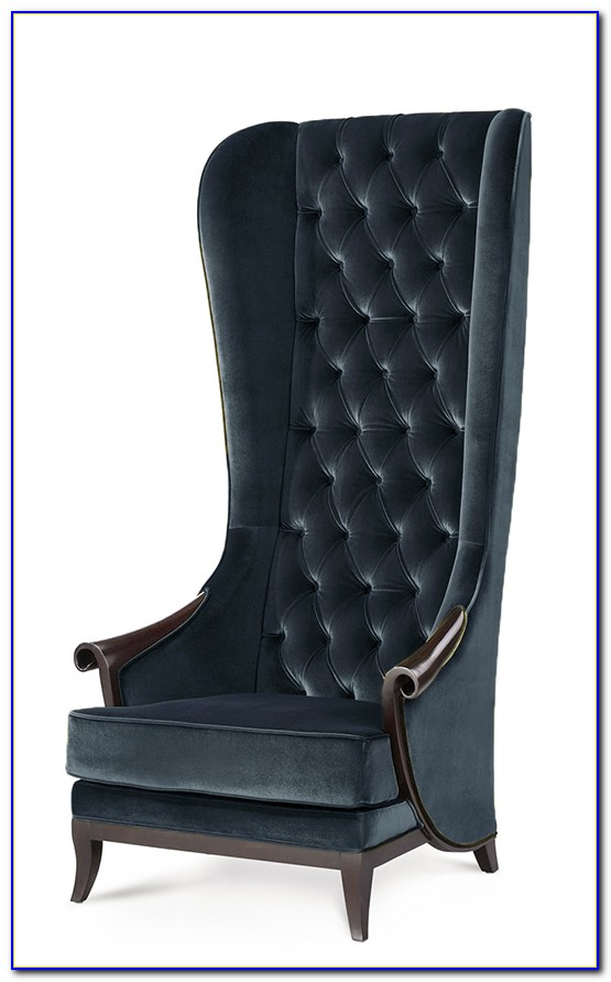 High Back Wing Chair Restoration Hardware