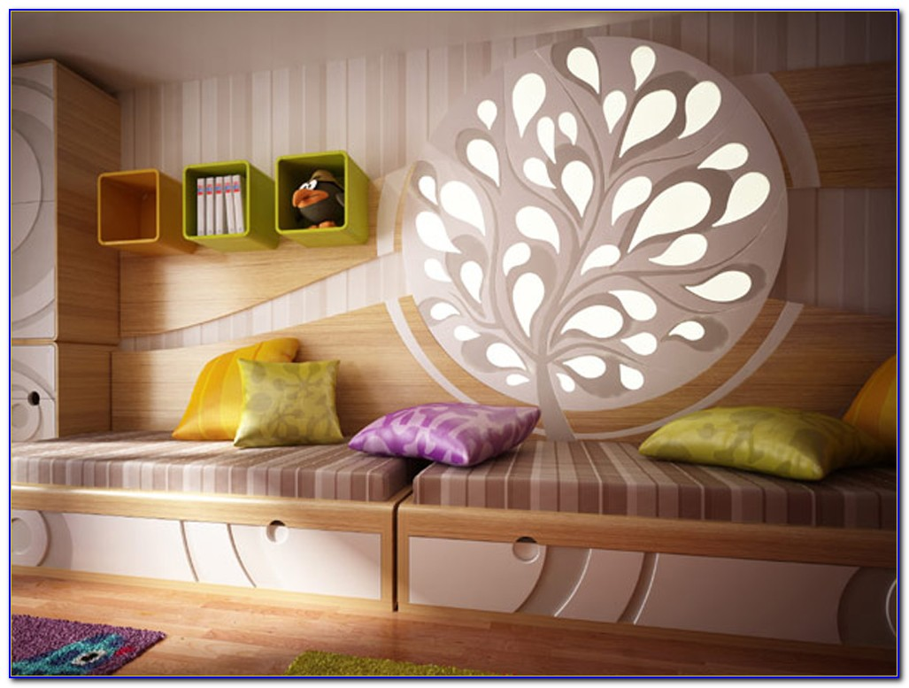 Interior Design For Teenage Girl Bedroom