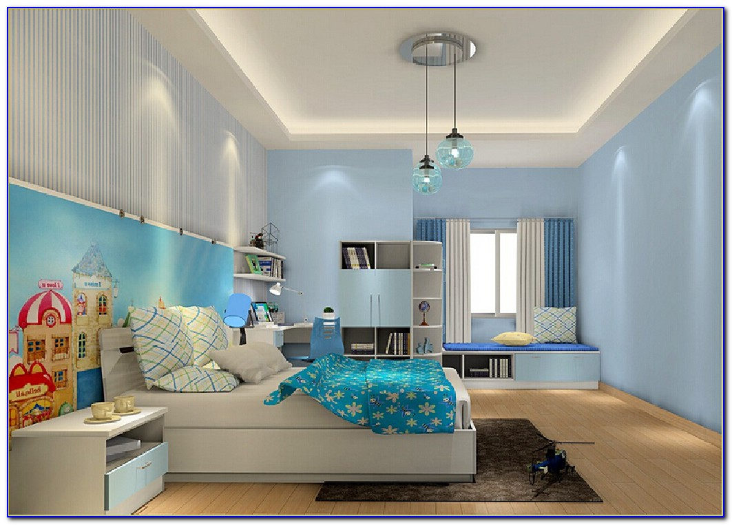 Interior Design Ideas For Children's Bedrooms