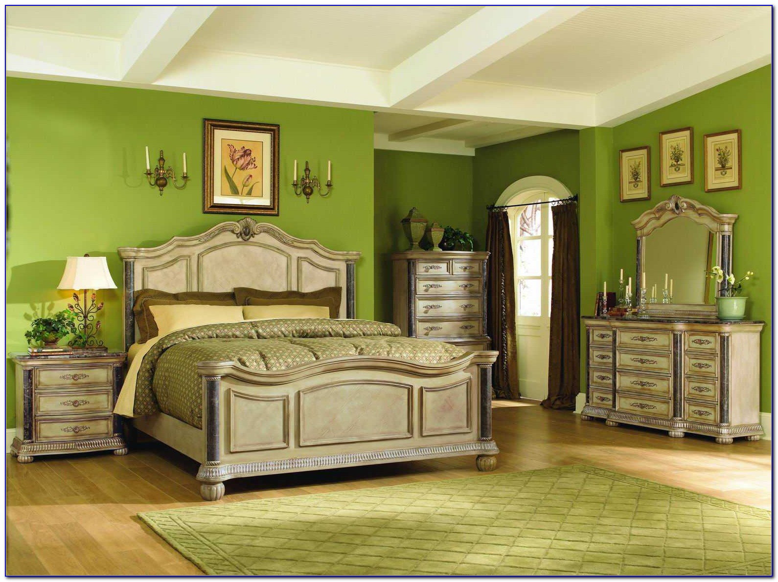King Bedroom Sets Furniture