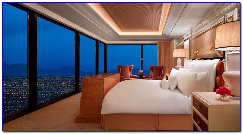 Las Vegas Hotels That Have 2 Bedroom Suites