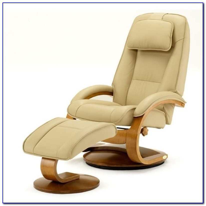 Leather Chair And Ottoman Target