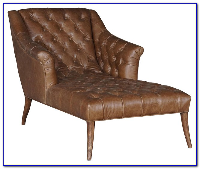 Leather Chaise Lounge Chair Ashley Furniture