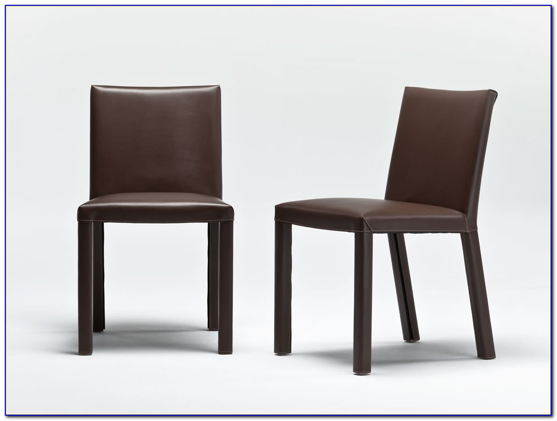 Leather Dining Room Chairs Modern