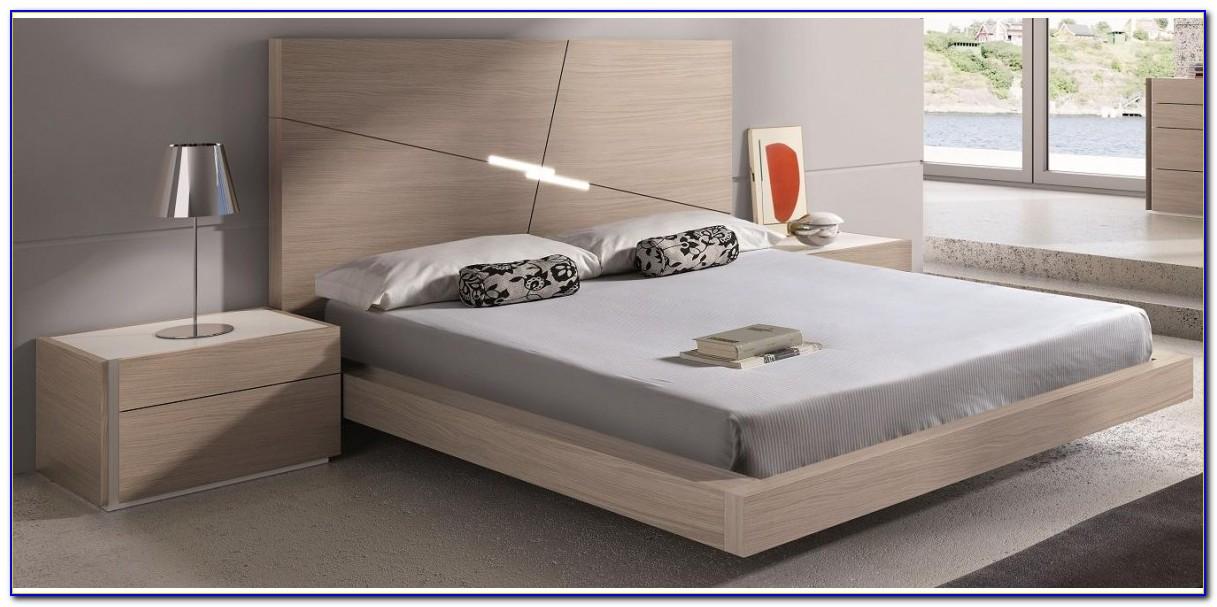 Light Oak Veneer Bedroom Furniture