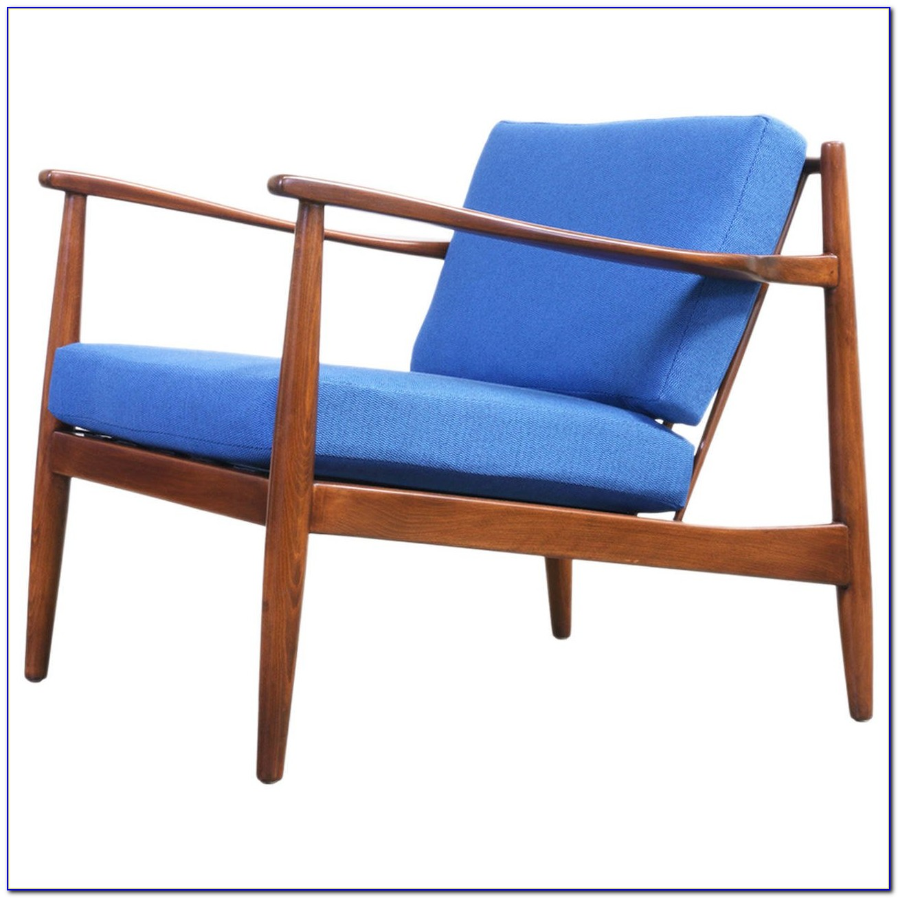 Mid Century Lounge Chair Plans